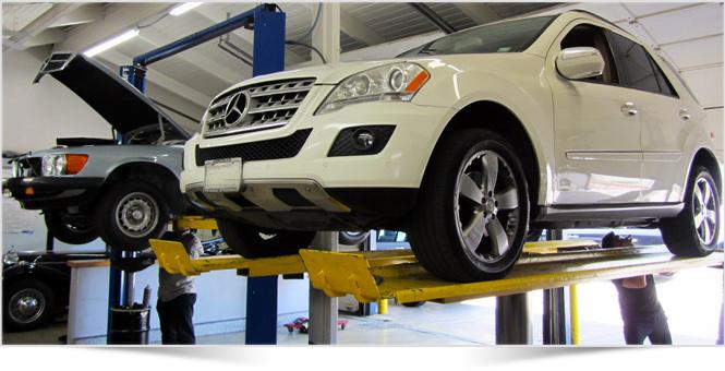 German Tech Auto Service Mechanic