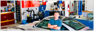 German Tech Auto Shop Mirek