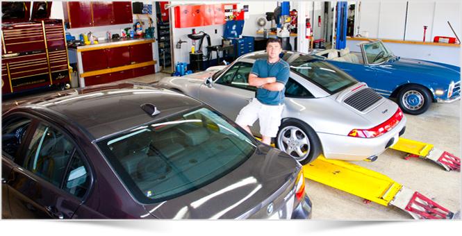 German Tech Auto Shop Mirek